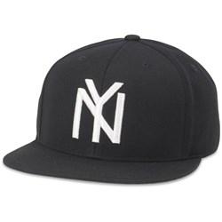 American Needle - Mens Ny Black Yankees Nl Archive 400 Series Snapback Hat