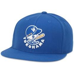 American Needle - Mens Yokohama Whales Archive 400 Series Snapback Hat