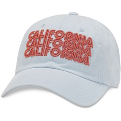 American Needle - Unisex-Adult California Ballpark Snapback Hat