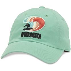 American Needle - Unisex-Adult Wind & Sea Ballpark Snapback Hat