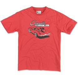 Red Jacket - Mens Corvette Brass Tacks T-Shirt