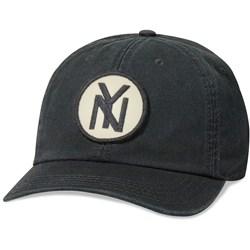 American Needle - Mens Ny Black Yankees Nl Hepcat Snapback Hat