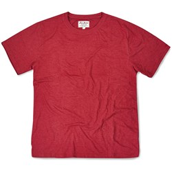 Red Jacket - Mens Omega Crew Blank S/S 60% Cotton/40% Poly Long Sleeve T-Shirt