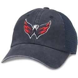 American Needle - Mens Wa Capitals Raglan Bones Snapback Hat