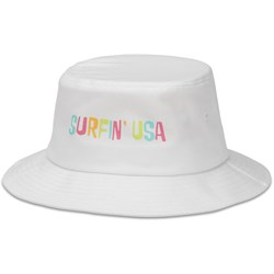 American Needle - Mens Surf Usa Twill Screen Bucket Fedora