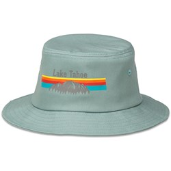 American Needle - Mens Lake Tahoe Twill Screen Bucket Fedora