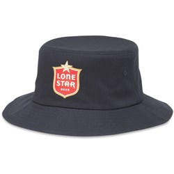 American Needle - Mens Lone Star Twill Screen Bucket Fedora