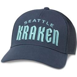American Needle - Mens Seattle Kraken Valin Snapback Hat