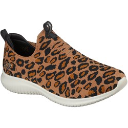 Skechers - Womens Ultra Flex - Wild Expedition Slip On Shoes