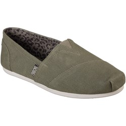Skechers - Womens Bobs Plush - Peace & Love Slip-On Shoes