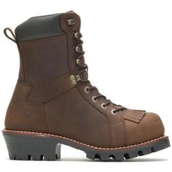 "Wolverine - Mens Logger 8"" Cm Boots"