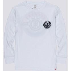 Element - Boys Medallian Boy Ls T-Shirt