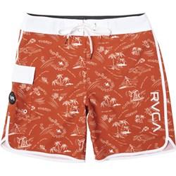 Rvca - Boys Eastern Trunk Boardshorts