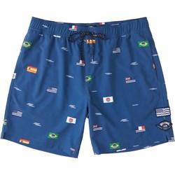 Billabong - Mens Usoa Flag Layback Boardshorts