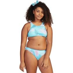 Roxy - Girls B Leaf Garden Crop Set Rg Swimwear