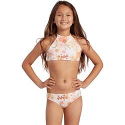 Billabong - Girls Little Bit Of Sunshine Hi Neck Swimwear
