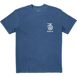 RVCA - Mens Straits Ss T-Shirt