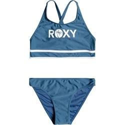 Roxy - Girls Perfect Surf S Time Crop Swimwear