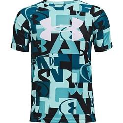 Under Armour - Boys Tech Bl Printed T-Shirt