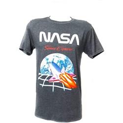 Nasa - Mens Screen Print T-Shirt