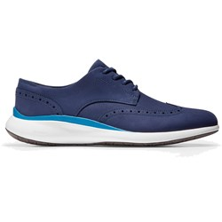Cole Haan - Mens Grand Troy Wing Ox Oxford Shoes