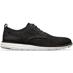 Cole Haan - Mens Originalgrand Stitchlite Plain Oxford Shoes