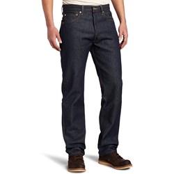 Levis® Strauss 501® Button Fly Original Jeans Shrink-to-Fit ® (00501-0000)