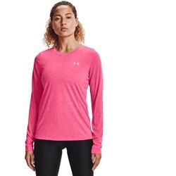 Under Armour - Womens Tech LS Crew Twist Long-Sleeves T-Shirt