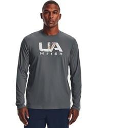 Under Armour - Mens Iso-Chill Shrbrk Fill Long-Sleeve T-Shirt