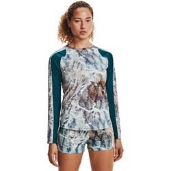 Under Armour - Womens Iso-Chill Shr Brk Print Long-Sleeve T-Shirt