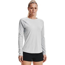 Under Armour - Womens Iso-Chill Shore Break Long-Sleeve T-Shirt