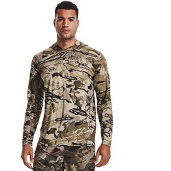 Under Armour - Mens Iso-Chill Brush Line Hdy Long-Sleeve T-Shirt