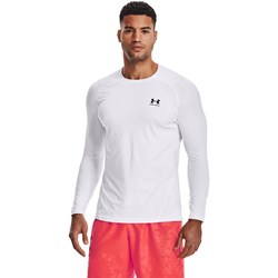 Under Armour - Mens Hg Armour Fitted Long-Sleeve T-Shirt