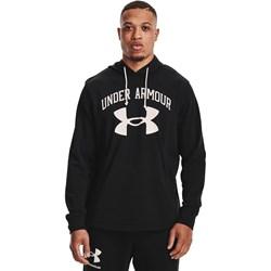 Under Armour - Mens Rival Terry Big Logo Hd Fleece Top