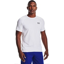 Under Armour - Mens Hg Armour Fitted T-Shirt