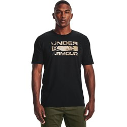 Under Armour - Mens Stacked Logo Fill T T-Shirt