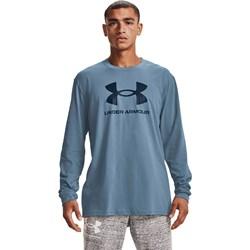Under Armour - Mens Sportstyle Logo Long-Sleeve T-Shirt