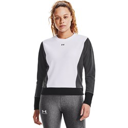 Under Armour - Womens Rival Terry Cb Crew Long-Sleeve T-Shirt