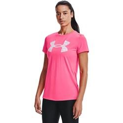 Under Armour - Womens Tech Solid Blc T-Shirt