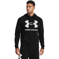 Under Armour - Mens Rival Big Logo Hd Fleece Top
