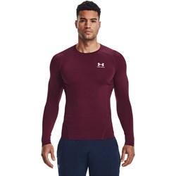 Under Armour - Mens Hg Armour Comp Long-Sleeve T-Shirt