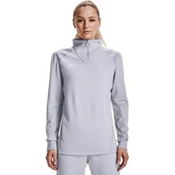 Under Armour - Womens Command 1/4 Zip Long-Sleeve T-Shirt
