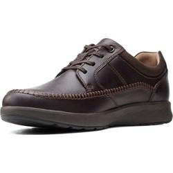 Clarks - Mens Un Trail Apron Shoes