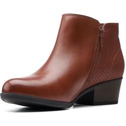 Clarks - Womens Adreena Hope Boots
