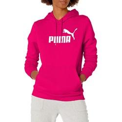Puma - Womens Ess Logo Fl Us Hoodie