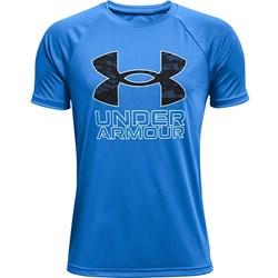 Under Armour - Boys Tech Hybrid Prt Fill T-Shirt