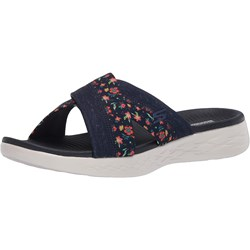 Skechers - Womens On The Go 600 - Blooms Sandals