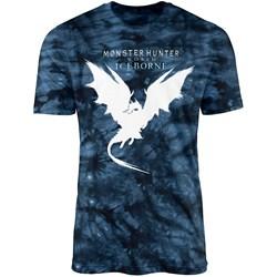 Monster Hunter - Mens Softhand Screen Print Short Sleeve T-Shirt