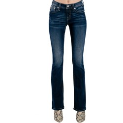 Miss Me - Womens M3811B Mid-Rise Boot Jeans