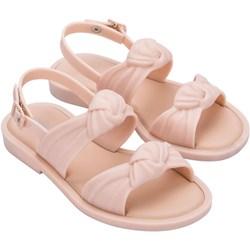 Melissa - Womens Velvet Sandals